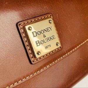 Dooney & Bourke Bags - Dooney & Bourke Large Leather Wallet